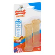 Nylabone Essentials Puppy Chew Chicken Flavor, 2 Count