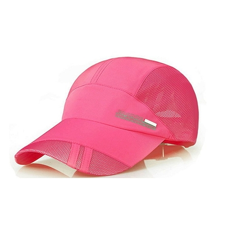 PaZinger Summer Baseball Cap Quick Dry Mesh Back Cooling Sun Hats Flexfit Sports Caps for Golf Cycling Running Fishing Outdoor Research
