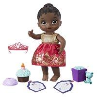 Baby Alive Cupcake Birthday Baby- Black Hair