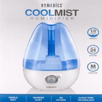 HoMedics Cool Mist Ultra Humidifier, UHE-CM25
