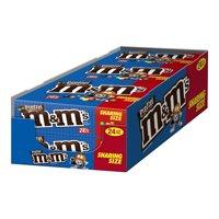 M&M's Pretzel Milk Chocolate Candy, 2.83 Oz., 24 Count