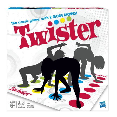Twister Game Ages 6 And Up Walmart Com