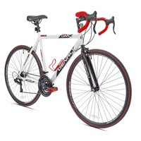 "GMC Denali 22.5"" 700cc Men's Road Bike, White"