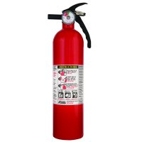 Kidde 1A10BC Basic Use Fire Extinguisher, 2.5 lbs