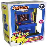 Arcade Classics - Ms Pac-Man Mini Arcade Game