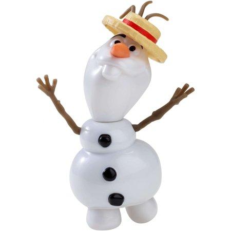 Disney Frozen Summer Singin' Olaf Figure Singing Signature Song - Summer Olaf