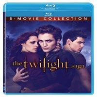 Twilight Saga Complete Collection (Blu-ray)