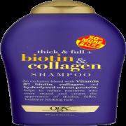 OGX Thick & Full Biotin & Collagen Shampoo, 19.5 Oz