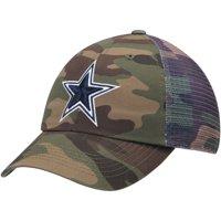 Men's Camo Dallas Cowboys Cambletown Adjustable Hat - OSFA