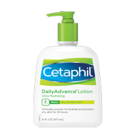 Cetaphil Dry Sensitive Daily Advance Ultra Hydrating Lotion, 16.0 fl oz