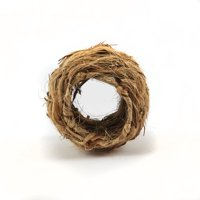 (2 Pack) Forti-Diet Natural Nest for Small Animals, 4.0 IN