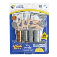 Learning Resources Pretend & Play Play Money