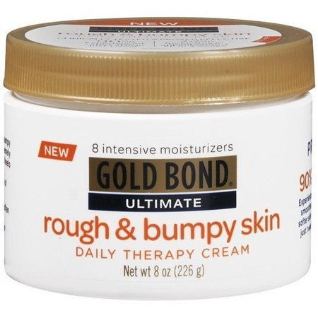 GOLD BOND® Ultimate Rough & Bumpy Skin Daily Therapy Cream (Best Toning Cream For Black Skin)