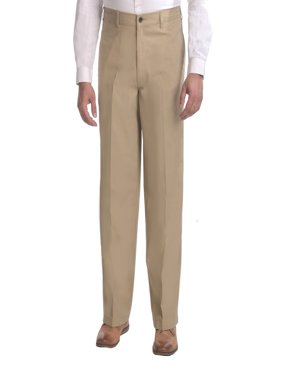 George Big Men's Elastic Twill Pant