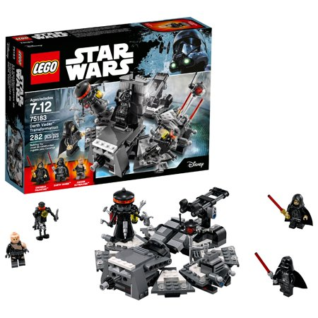 LEGO Star Wars TM Darth Vader Transformation 75183 (Lego Star Wars Choose Your Side)