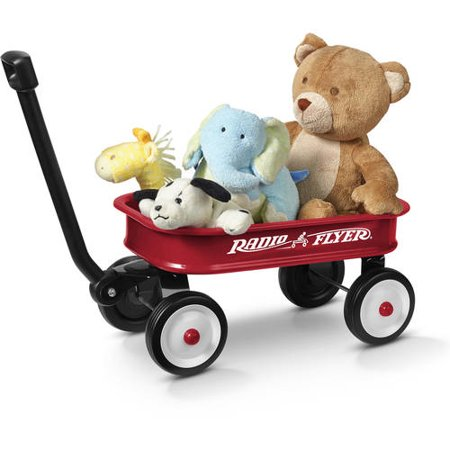Radio Flyer, Little Red Toy Wagon (12.5