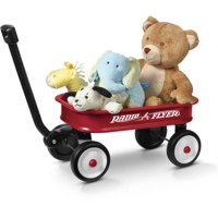 """Radio Flyer, Little Red Toy Wagon (12.5""""), Model #W5, Red"""