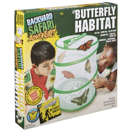 Backyard Safari Butterfly (Butterfly Garden Habitat)
