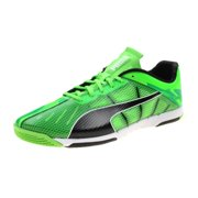 6588d3221 Puma Men s and Youth Big Boys Neon Lite 2.0 Indoor Soccer Shoes (Euro 46.5