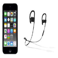 Powerbeats3 and Apple iPod Touch 32GB