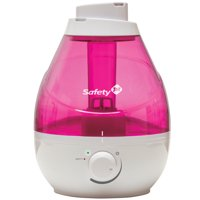 Safety 1st 360° Cool Mist Ultrasonic Humidifier, Raspberry