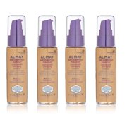 8aa9f115b0c Almay Age Essentials Makeup Multi Benefit Anti Aging, Medium Warm #160  (Pack of
