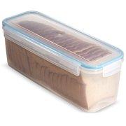 Komax Biokips Sandwich Bread Box With Tray 118 3 Oz Airtight Leakproof Locking