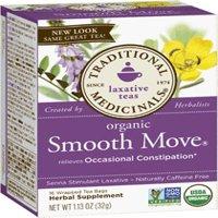 Traditional Medicinals Organic Smooth Move Tea Bags, 16 Ct