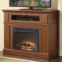 """Whalen Sumner Corner Media Electric Fireplace for TVs up to 45"""""""