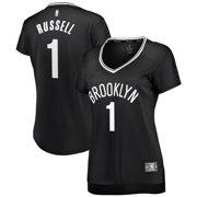 8a3676a5d D Angelo Russell Brooklyn Nets Fanatics Branded Women s Fast Break Replica  Jersey Black - Icon