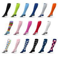 for Women and Men Athletic Running Socks for Nurses Medical Graduated Nursing Compression Socks for Travel Running Sports Socks!
