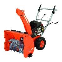 "YARDMAX YB6270 24"" 2-Stage Snow Blower, LCT Engine"