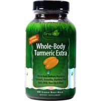 Irwin Naturals Whole-Body Turmeric Extra™ 60ct