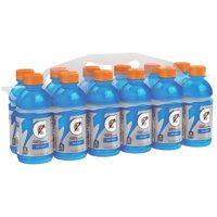 Gatorade Thirst Quencher Cool Blue Drink, 12 Fl. Oz., 12 Count