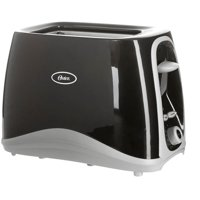 Oster Black 2 Slice Toaster One Size Black