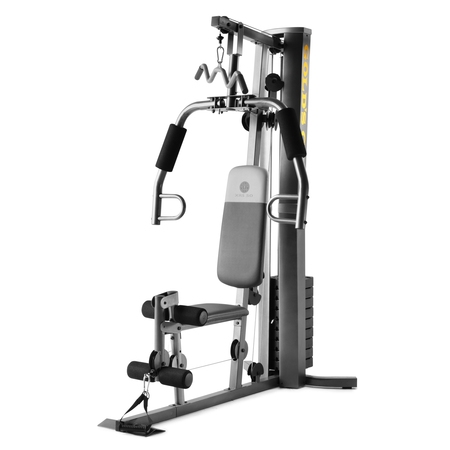 Gold's Gym XRS 50 Home Gym with High and Low Pulley -