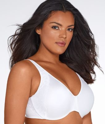 Women's Side Smoothing Minimizer Bra, Style DF1004