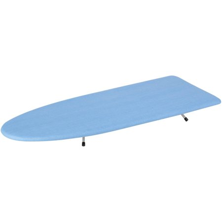 - Honey Can Do Compact Table Top Ironing Board, Blue