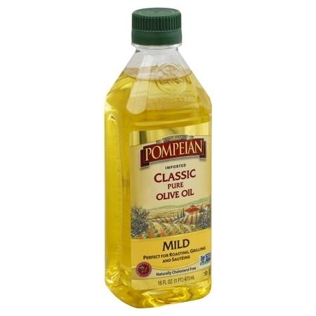 Pompeian Pompeian  Olive Oil, 16 oz