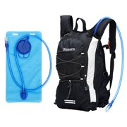 Gimars Hydration Backpack with 2L BPA Free Bladder Water Bag Survival  Lightweight Pack Storage Reservoir- 1a90cdf345