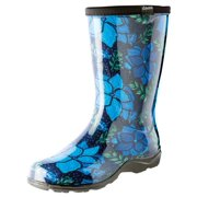 0cc1fbbaad721 Women's Sloggers Rubber Boots - Garden Spring Surprise Print