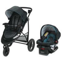 Graco® Modes™ 3 Essentials LX Travel System, Sapphire