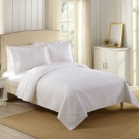 Better Homes and Gardens Solid Cotton Full Queen Quilt
