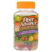 FiberAdvance Gummies for Kids Digestive Fiber Supplement, 60 Count