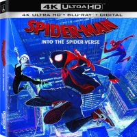 Spider-Man: Into the Spider-Verse (4K Ultra HD + Blu-ray + Digital Copy)