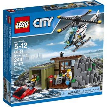 LEGO City Police Crooks Island