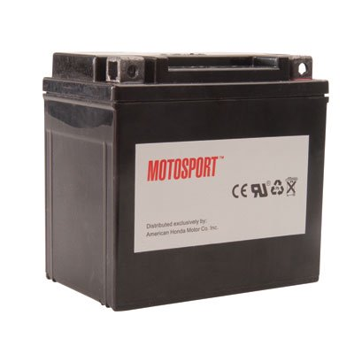 Dyna Wide Glide Models - Motosport Maintenance-Free Battery with Acid GTX20LBS for Harley-Davidson Dyna Wide Glide FXDWG/I 1997-2008