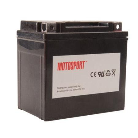 Motosport Maintenance-Free Battery with Acid GTX14BS for Kawasaki Vulcan Classic VN800B 1996-2003