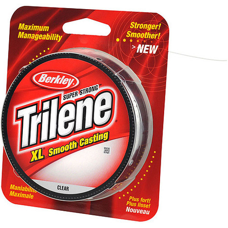 - Berkley Trilene XL Monofilament Filler Spools
