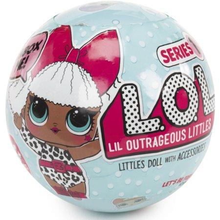 L O L Surprise Doll Walmart Com
